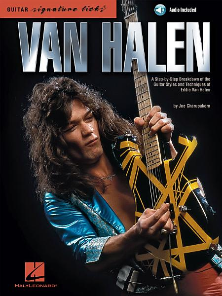 Download Van Halen   Signature Licks Book