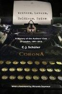 Writers  Lovers  Soldiers  Spies PDF