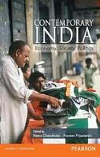 Contemporary India Book