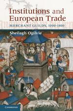 Institutions and European Trade