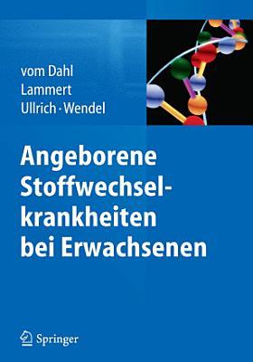 Angeborene Stoffwechselkrankheiten bei Erwachsenen PDF