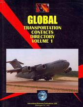 Global Transportation Contacts Directory Volume 1 Aviation Contacts in the European Union