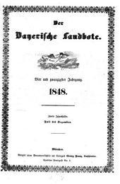 Der Bayerische Landbote: 1848