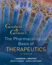 Goodman and Gilman s The Pharmacological Basis of Therapeutics  Twelfth Edition PDF