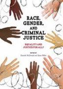 Race Gender And Criminal Justice Book PDF