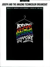 Joseph and the Amazing Technicolor Dreamcoat (Songbook)