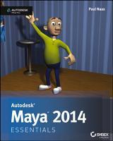 Autodesk Maya 2014 Essentials PDF