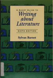 A Short Guide to Writing about Literature PDF