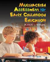 Multifaceted Assessment for Early Childhood Education PDF