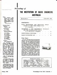 Proceedings   Institution of Radio Engineers PDF
