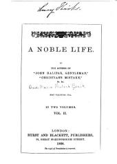 A Noble Life: Volume 2