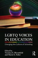LGBTQ Voices in Education PDF