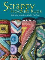 Scrappy Hooked Rugs