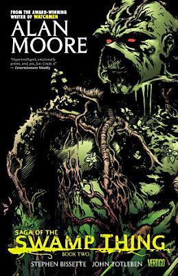 Saga of the Swamp Thing Book Two PDF