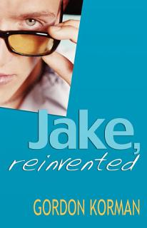 Jake  Reinvented Book