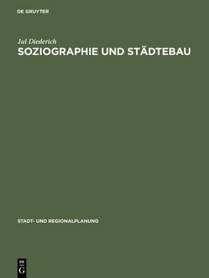 Soziographie und St  dtebau PDF