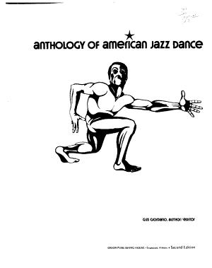 Anthology Of American Jazz Dance