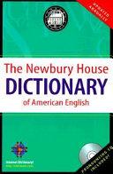 The Newbury House Dictionary of American English PDF