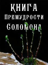 Книга Премудрости Соломона: Двадцать Шестая Ветхого Завета и Русской Библии с Параллельными Местами и Аудио Озвучиванием (Аудиобиблия)