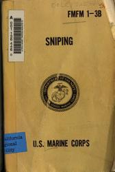 Sniping Book PDF