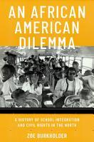 An African American Dilemma PDF