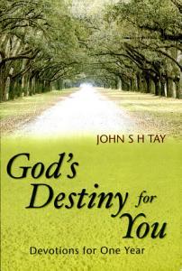 God s Destiny for You PDF
