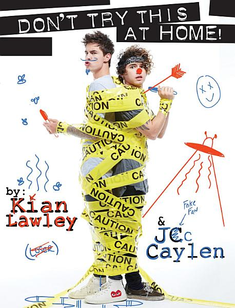 Download Kian and Jc  Don t Try This at Home  Book