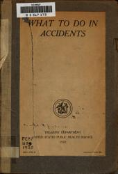 What to Do in Accidents