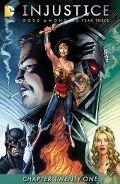 Injustice: Gods Among Us: Year Three (2014-) #21