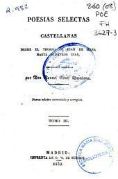 Poesías selectas castellanas: (1830. 434 p.)
