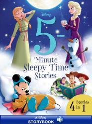 5 Minute Sleepy Time Stories PDF