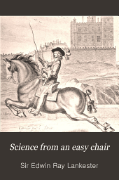 Science from an Easy Chair