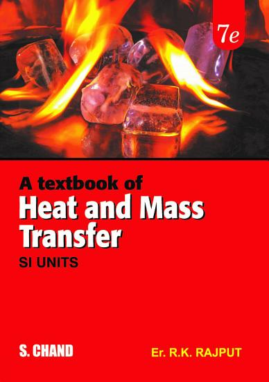A Textbook of Heat and Mass Transfer PDF
