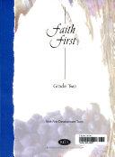 Faith 1st - Grade 2, Original Edition
