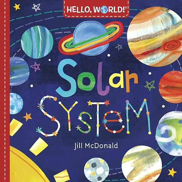Download Hello  World  Solar System Book