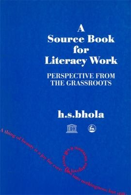 A Source Book for Literacy Work