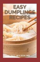 Easy Dumplings Recipes PDF