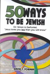 50 Ways to be Jewish