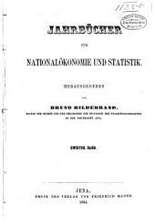 Jahrbücher für Nationalökonomie und Statistik: Band 2