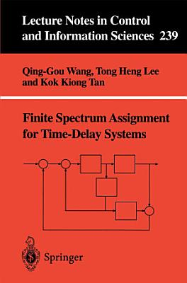 Finite-Spectrum Assignment for Time-Delay Systems