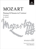 Fantasy & Sonata in C Minor