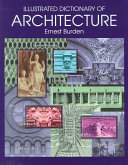 Illustrated Dictionary of Architecture