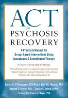ACT for Psychosis Recovery PDF