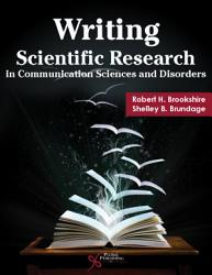 Writing Scientific Research in Communication Sciences and Disorder PDF