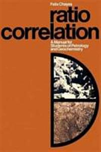 Ratio Correlation Book