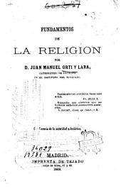 Fundamentos de la religión