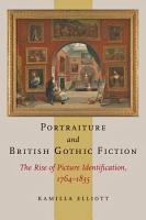 Portraiture and British Gothic Fiction PDF