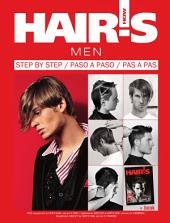 Hair's How: Vol. 5: Men - Step-by-Step Technical Booklet