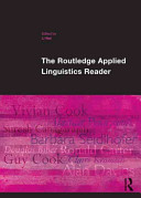 The Routledge Applied Linguistics Reader