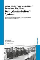 Das  Gastarbeiter  System PDF